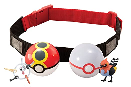 Pokemon Clip & Carry Poke Belt