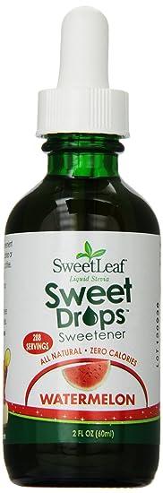 Отзывы Wisdom Herbs (formerly Wisdom Of The Ancients) SweetLeaf Liquid Stevia Watermelon