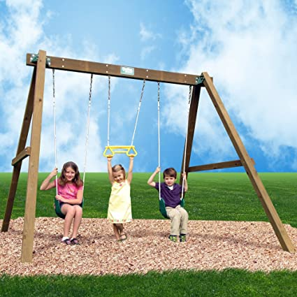 consumer reports best swing sets 2