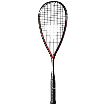 TECNIFIBRE Carboflex 125 S Squash Racquet at amazon
