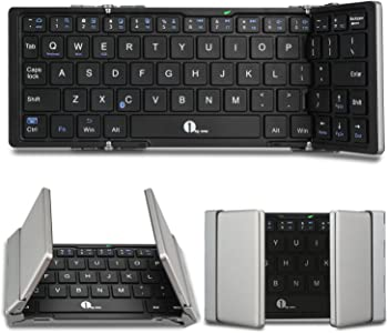1byone Foldable Bluetooth Keyboard