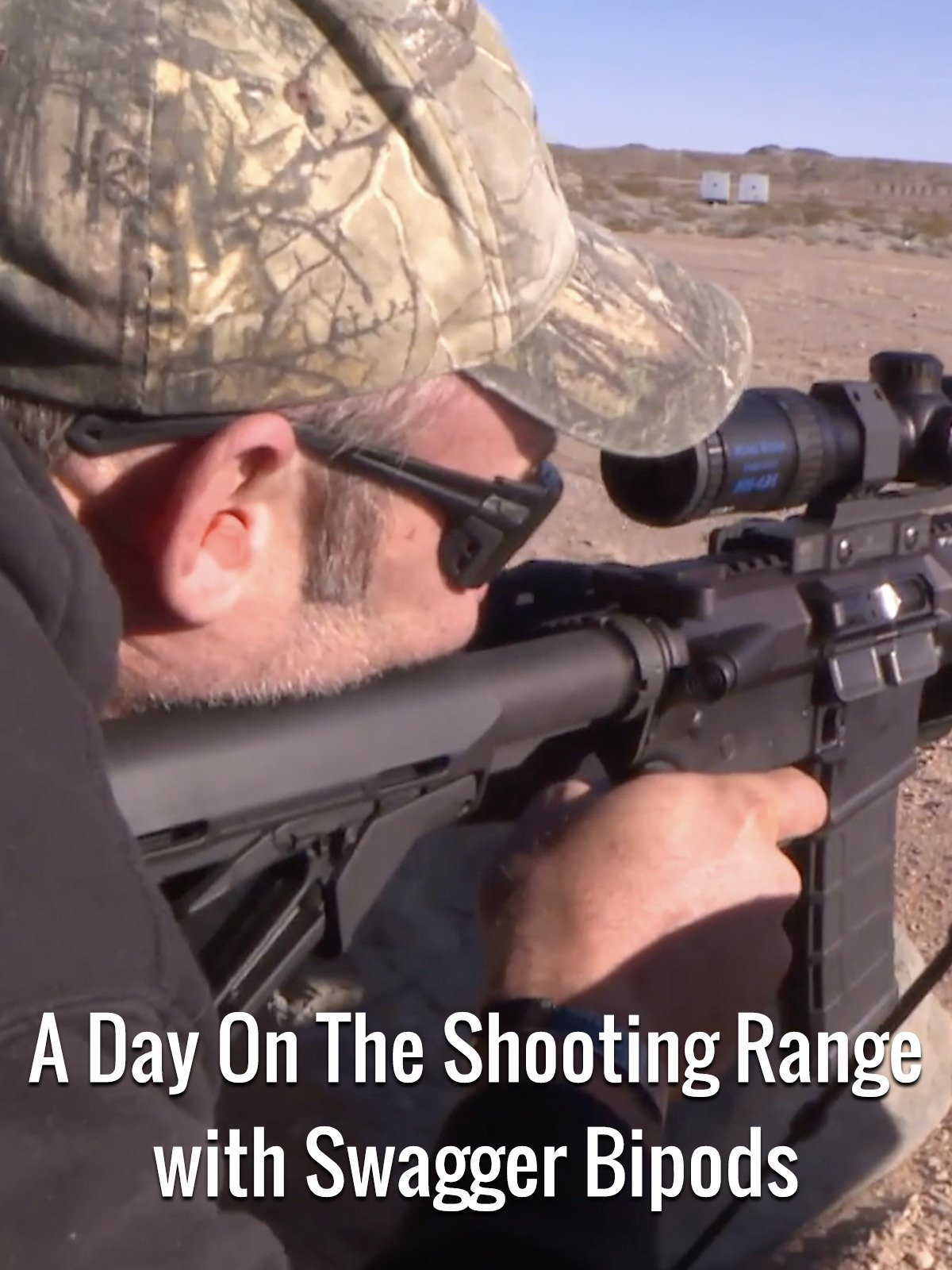 A Day On The Shooting Range with Swagger Bipods
