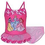 Princess Tankini Swimsuit for Girls - Two-piece - (XS- 4)