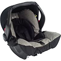 Graco Snugfix Group 0 Plus Car Seat (Slate)