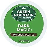 Green Mountain Coffee Roasters Dark Magic Keurig Single-Serve K-Cup Pods, Dark Roast Coffee, 72 Count (6 Boxes of 12 Pods)