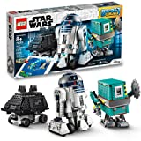 LEGO Star Wars Boost Droid Commander 75253 Star Wars Droid Building Set with R2-D2 Robot Toy for Kids to Learn to Code, New 2019 (1,177 Pieces) (Color: Multicolor)