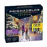 Newell Brands Inc. Prismacolor Premier 52-Piece Premium Mixed Coloring Set (Color: Multi-colored)