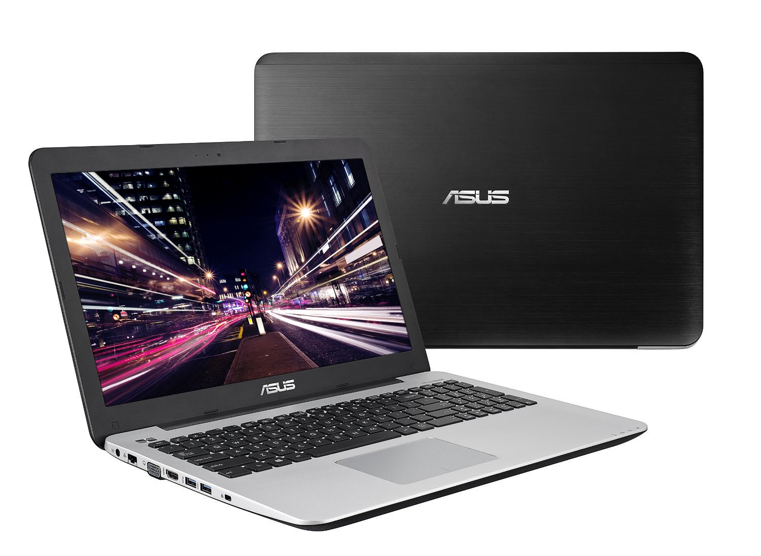 Amazon - Asus Intel Core i3 Broadwell 2.1GHz 15.6