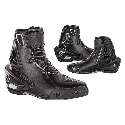 Nouveau Spada moto X-rue WP bottes noir