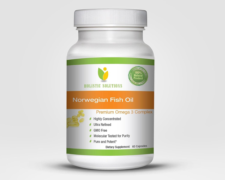 Norwegian fish oil premium omega 3 complex 1500 mg the for Norwegian fish oil
