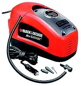 Black & Decker ASI300 Kompressor, 11 bar / 160 psi  AutoKritiken und weitere Informationen
