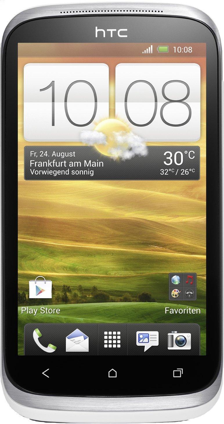 Comparer HTC DESIREX BLANC 4GO