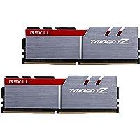 G.SKILL F4-3200C16D-16GTZB 16GB (2 x 8GB) DDR4 Desktop Memory