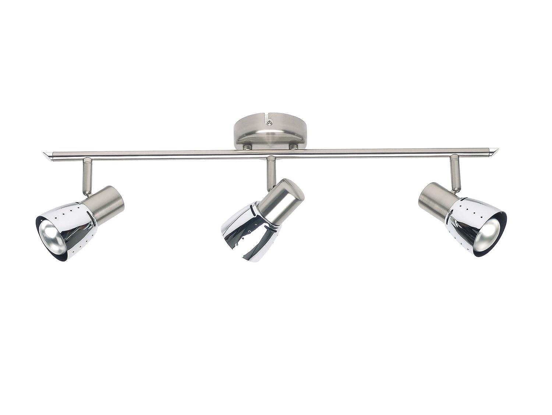 brilliant lampadari : Brilliant 39516/77 Lava - Lampada da soffitto a 3 faretti orientabili ...