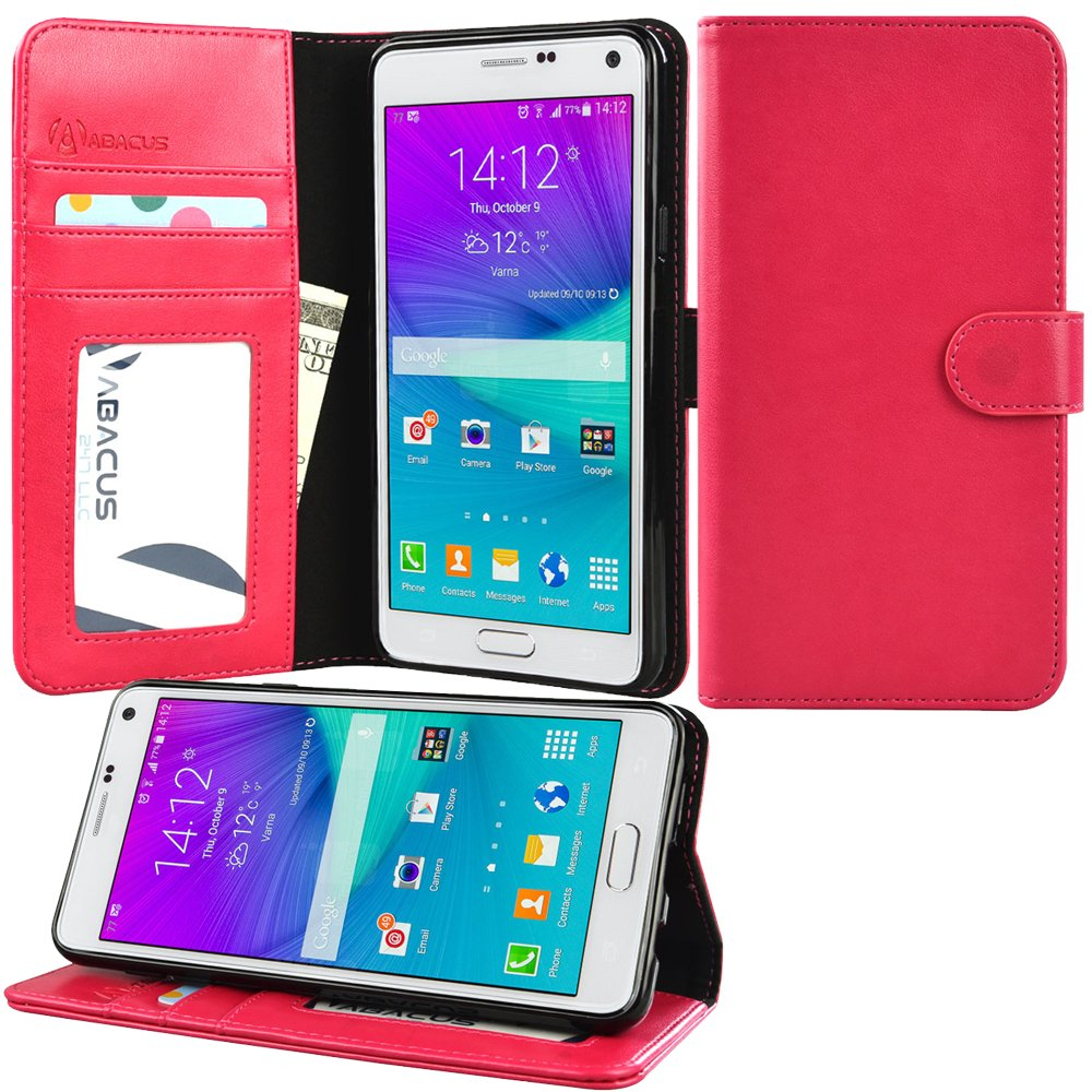 Note 5 Wallet Case For Girls