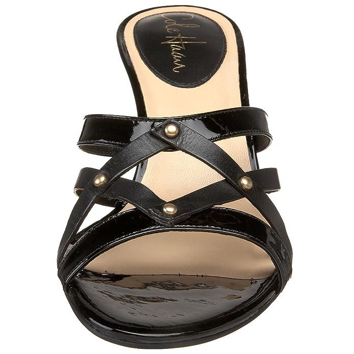 Amazon.com: Cole Haan Women's Vineyard Slide Dress Sandal: Shoes