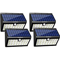 4-Pack InnoGear 30 LED Outdoor Security Lighting with Motion Sensor Activated Detector