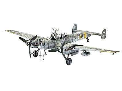 Messerschmitt BF110 G-4 - Revell