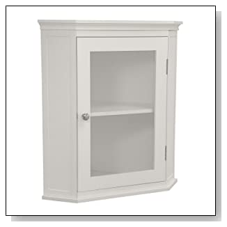 corner cabinet for bathroom