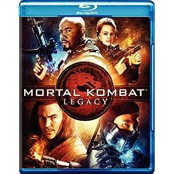 Mortal Kombat: Legacy (BD) [Blu-ray]