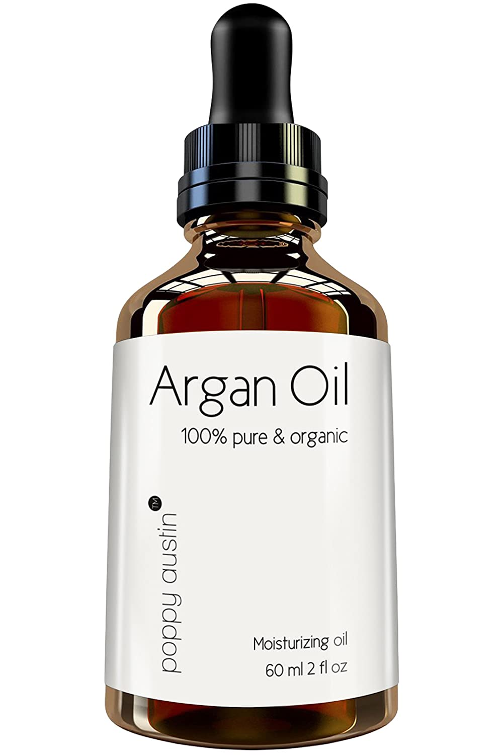 argan oil for beard care