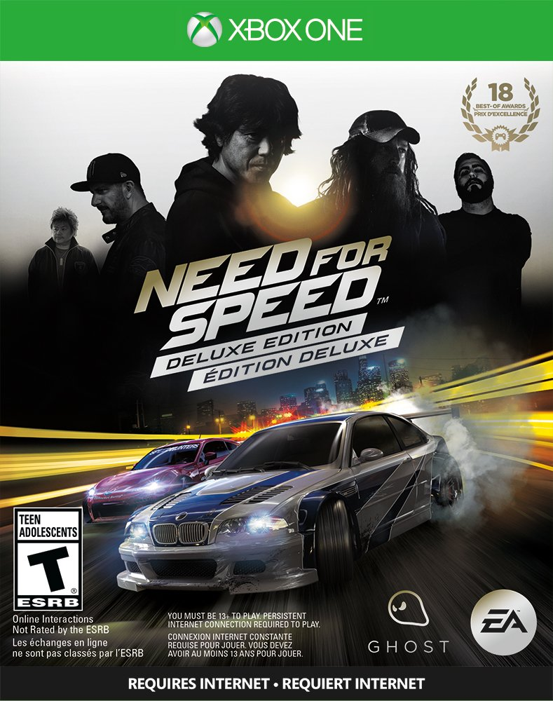 cheapest price to buy need for speed deluxe edition on the playstation 4 compare games. Black Bedroom Furniture Sets. Home Design Ideas