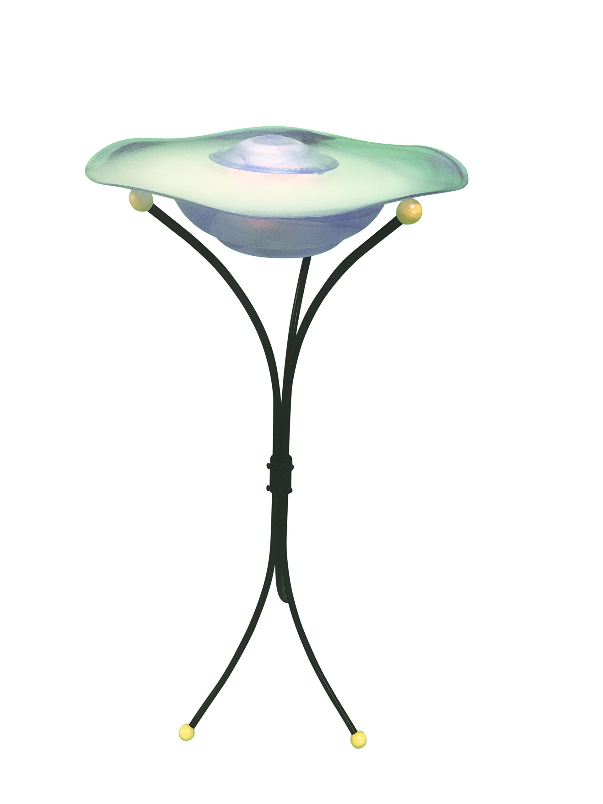 Canary Products Floor Mist Fountain Blue Canary Products