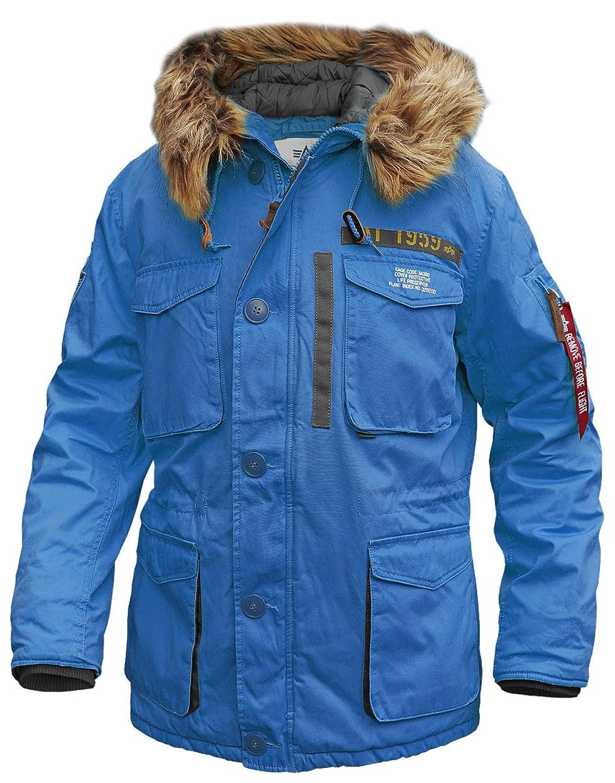 Alpha Industries Mountain Winterparka jetzt kaufen