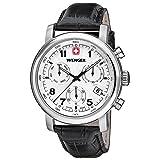 WENGER URBAN CLASSIC CHRONO Men's watches 01.1043.105 (Color: Black)