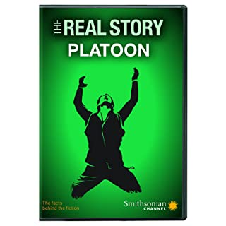 Book Cover: Smithsonian: The Real Story: Platoon