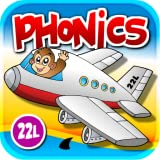 Abby Monkey®: ABCs First Phonics and Letter Sounds School Adventure vol 1 Kids Ready to Read - Fun Learning Reading Game with Animal Train for Preschool, Toddler & Kindergarten Explorers (education edition) by 2 2 learn