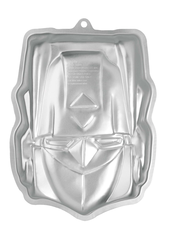 Wilton Transformers Cake Pan transformers маска bumblebee c1331