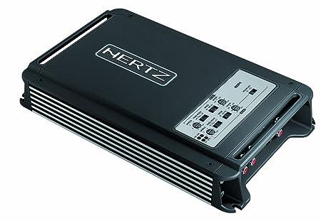 Hertz HDP4 Amplificateur stéréo 4 canaux 4 x 250 (2 Ω) 4 x 150 W (4 Ω) 1 x 500 W