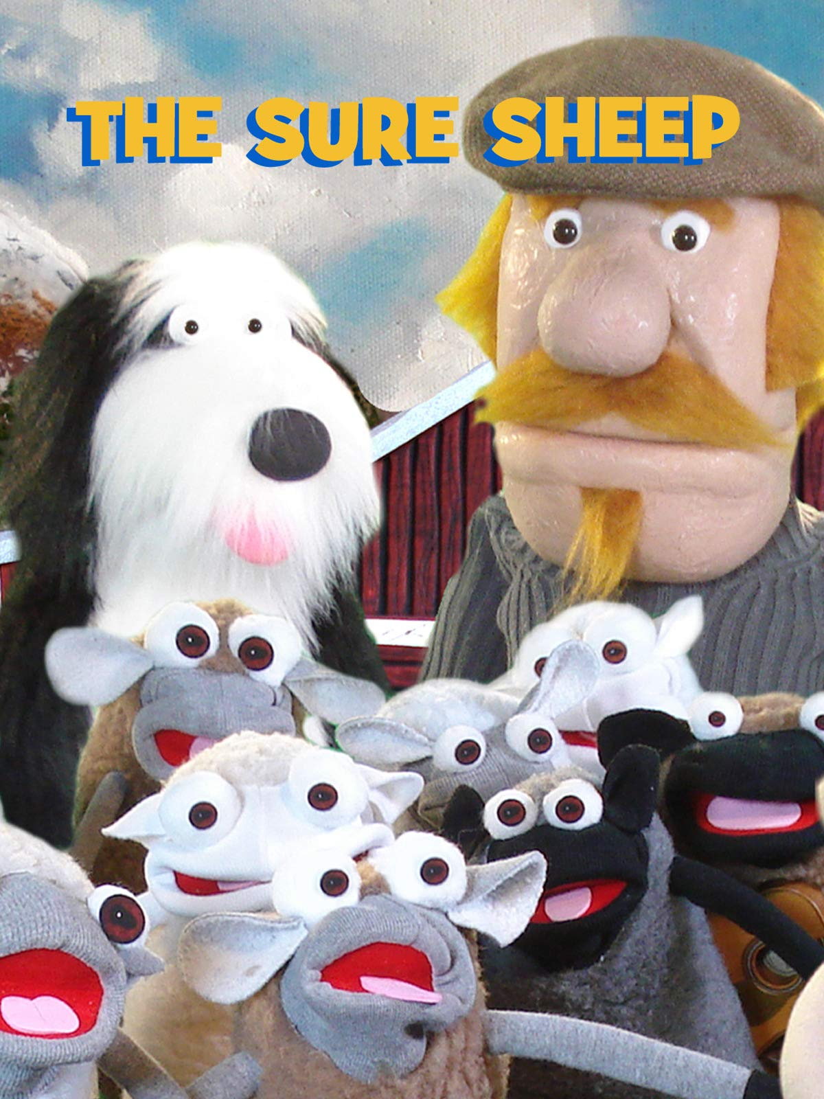 The Sure Sheep on Amazon Prime Instant Video UK