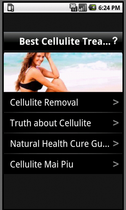 71vT98O74LL The Best Cellulite Treatment Review