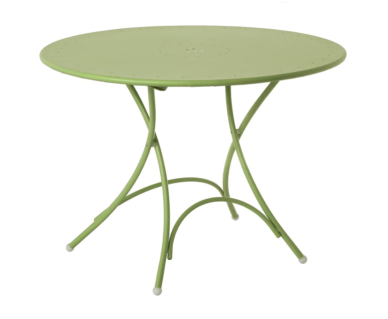 Emu 309046000N Pigalle Klapptisch 904, ø 105 cm, pulverbeschichteter Stahl, grün jetzt bestellen
