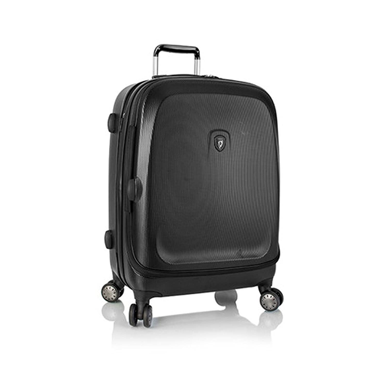Heys – Crown Smart Gateway Schwarz Trolley mit 4 Rollen Medium günstig online kaufen