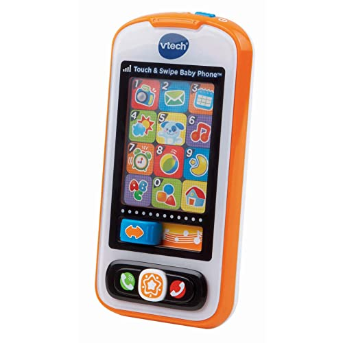 VTech Touch and Swipe Baby Toy Phone