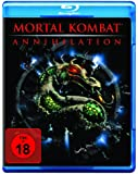 Mortal Kombat 2 - Annihilation [Blu-ray]