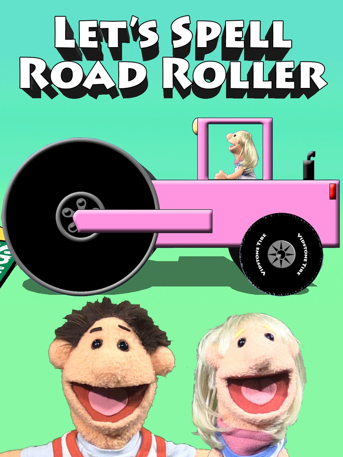 Let's Spell Road Roller on Amazon Prime Video UK