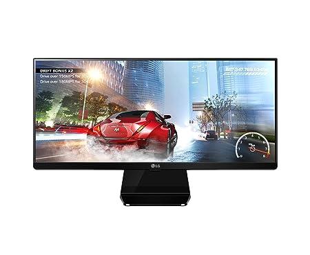 """LG 29UM67-P Ecran PC 29 """" (73.59999999999999 cm) 2560 x 1080 5 milliseconds"""