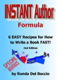 Instant Author Formula