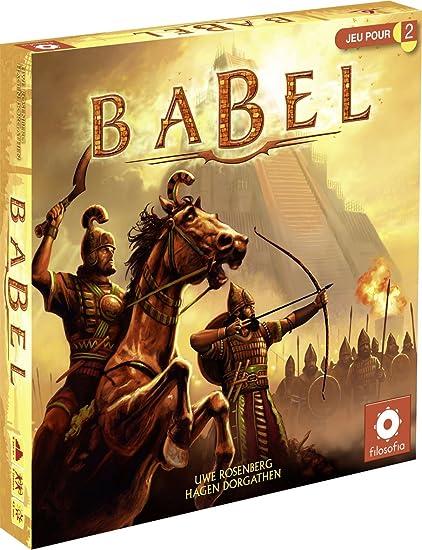 Asmodee - Babl01 - Jeu De Société - Babel
