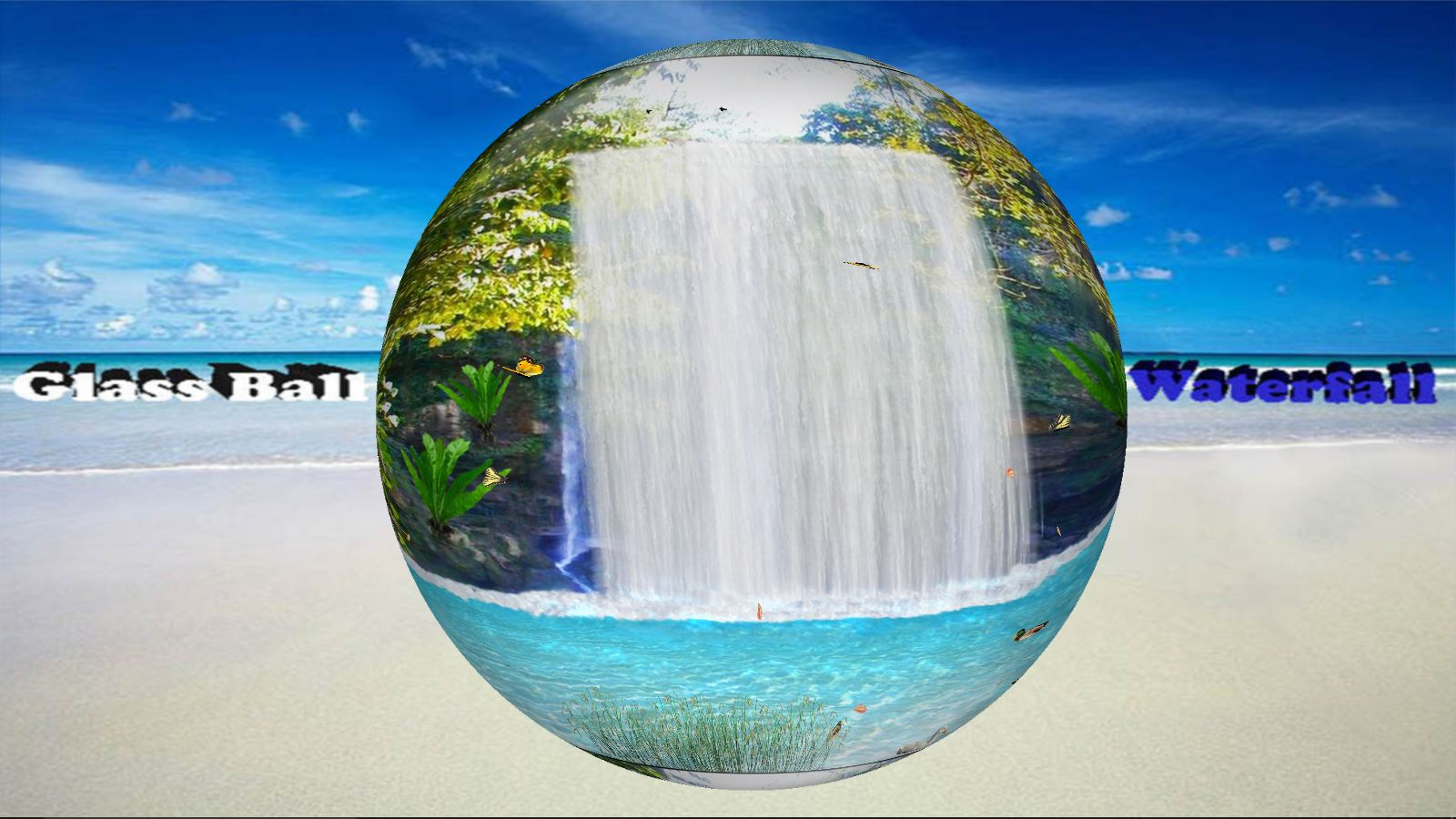 Glass Ball Waterfall [Download] (Apps For Laptops Windows 8 compare prices)