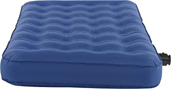 Eazy PVC-Free Queen Airbed and Pump