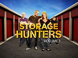 Storage Hunters Season 1 [HD]