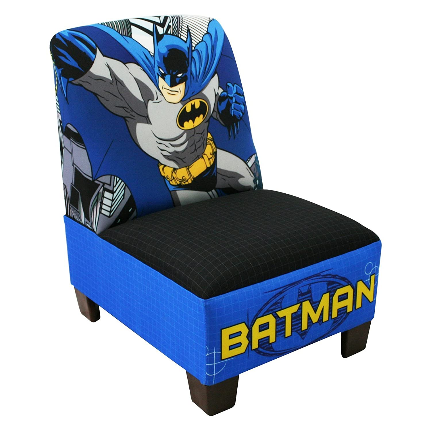 Warner Brothers Batman Armless Chair