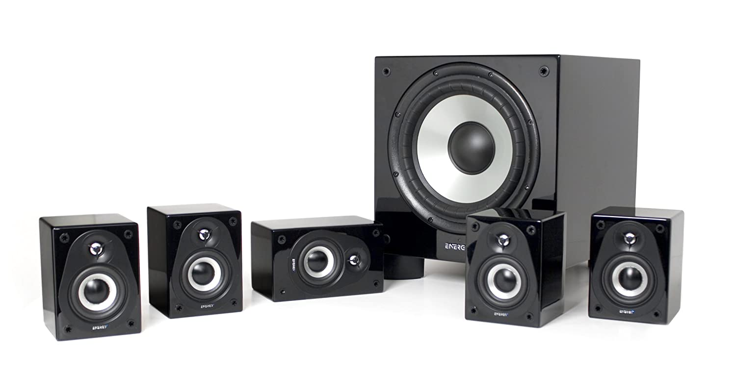 buy energy rc micro 5 1 surround speaker system review. Black Bedroom Furniture Sets. Home Design Ideas