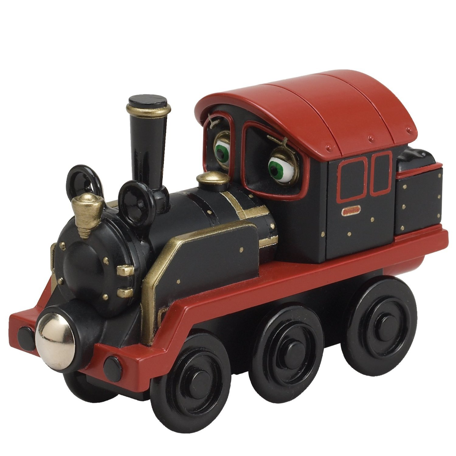 Chuggington Wooden Railway Old Puffer Pete