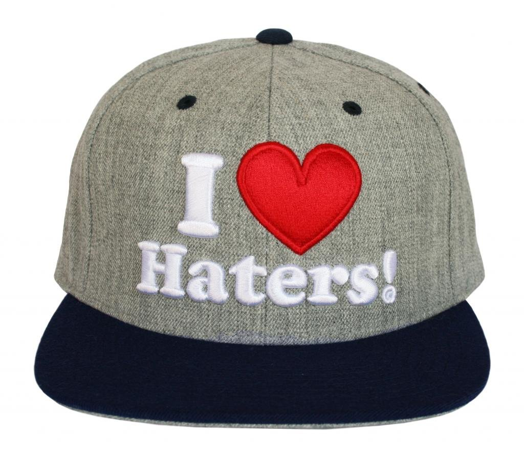 I Heart Haters Hat